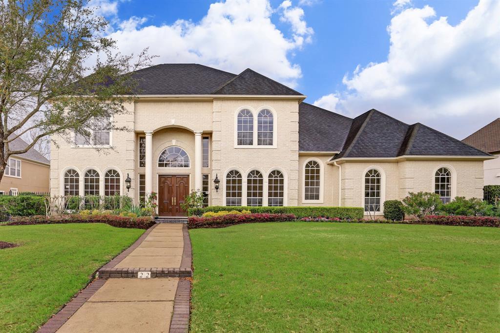 22 Farrell Ridge Drive, Sugar Land, TX 77479 - Sugar Land, TX real estate listing