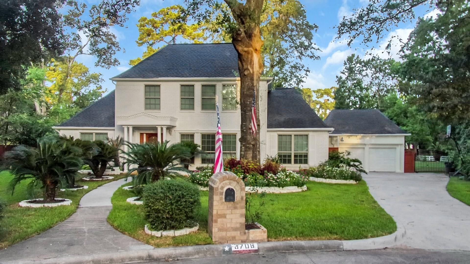 3706 Pineleaf Drive Property Photo - Houston, TX real estate listing