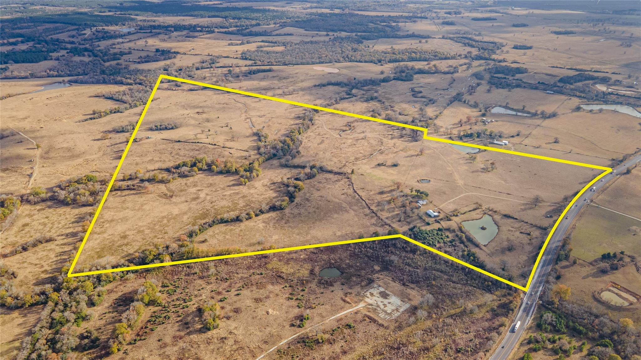 15833 W State Highway 21 Property Photo - Lovelady, TX real estate listing