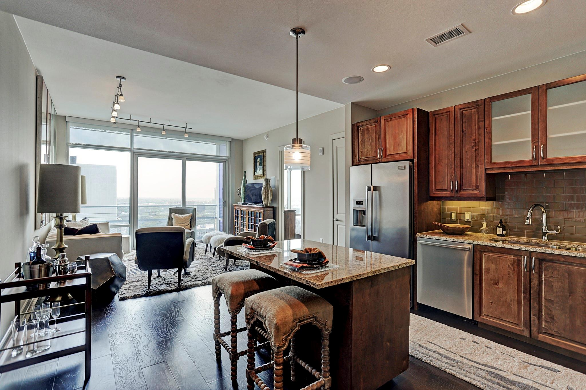 2929 Weslayan Street #612 Property Photo - Houston, TX real estate listing