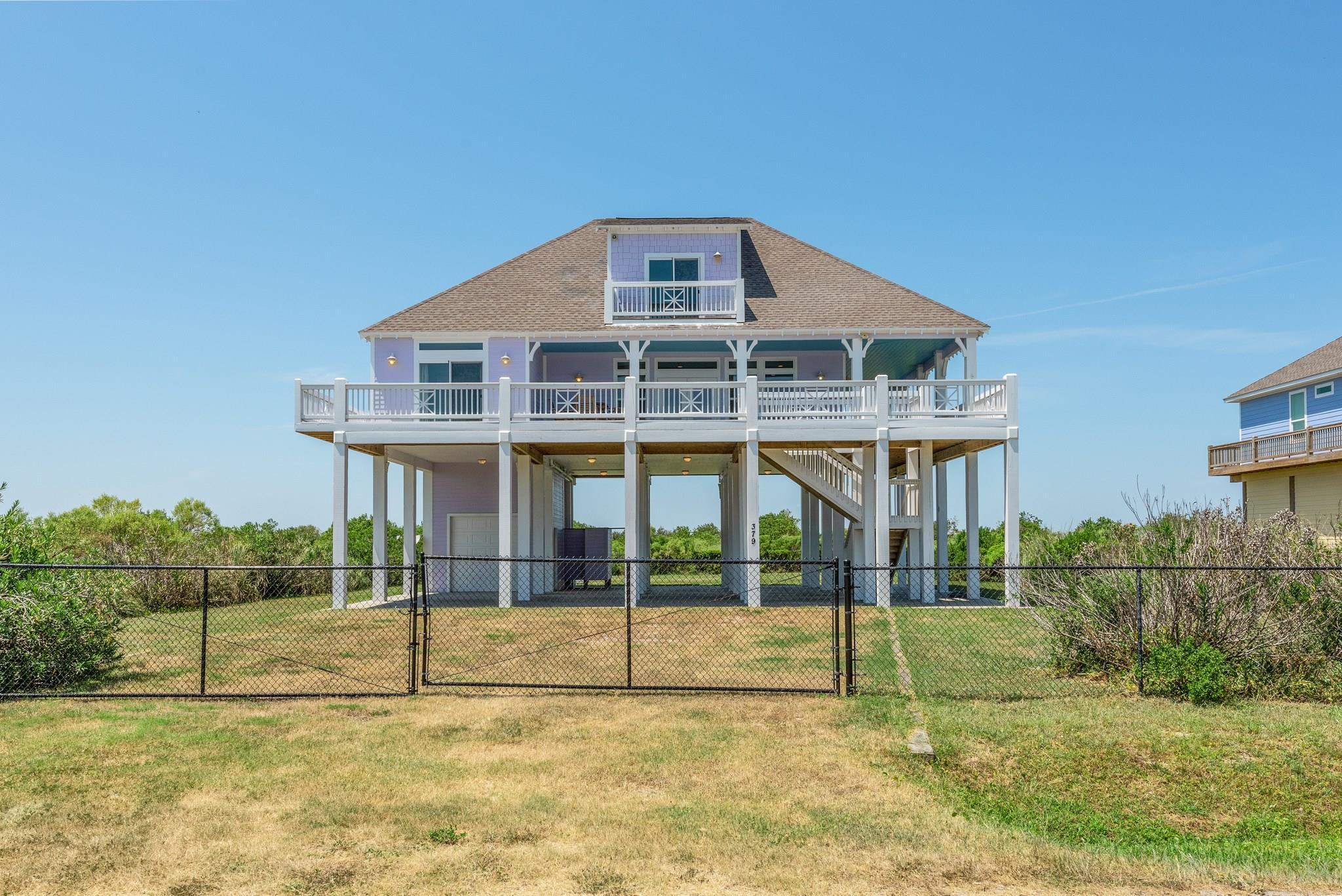 379 Atkinson Property Photo - Crystal Beach, TX real estate listing