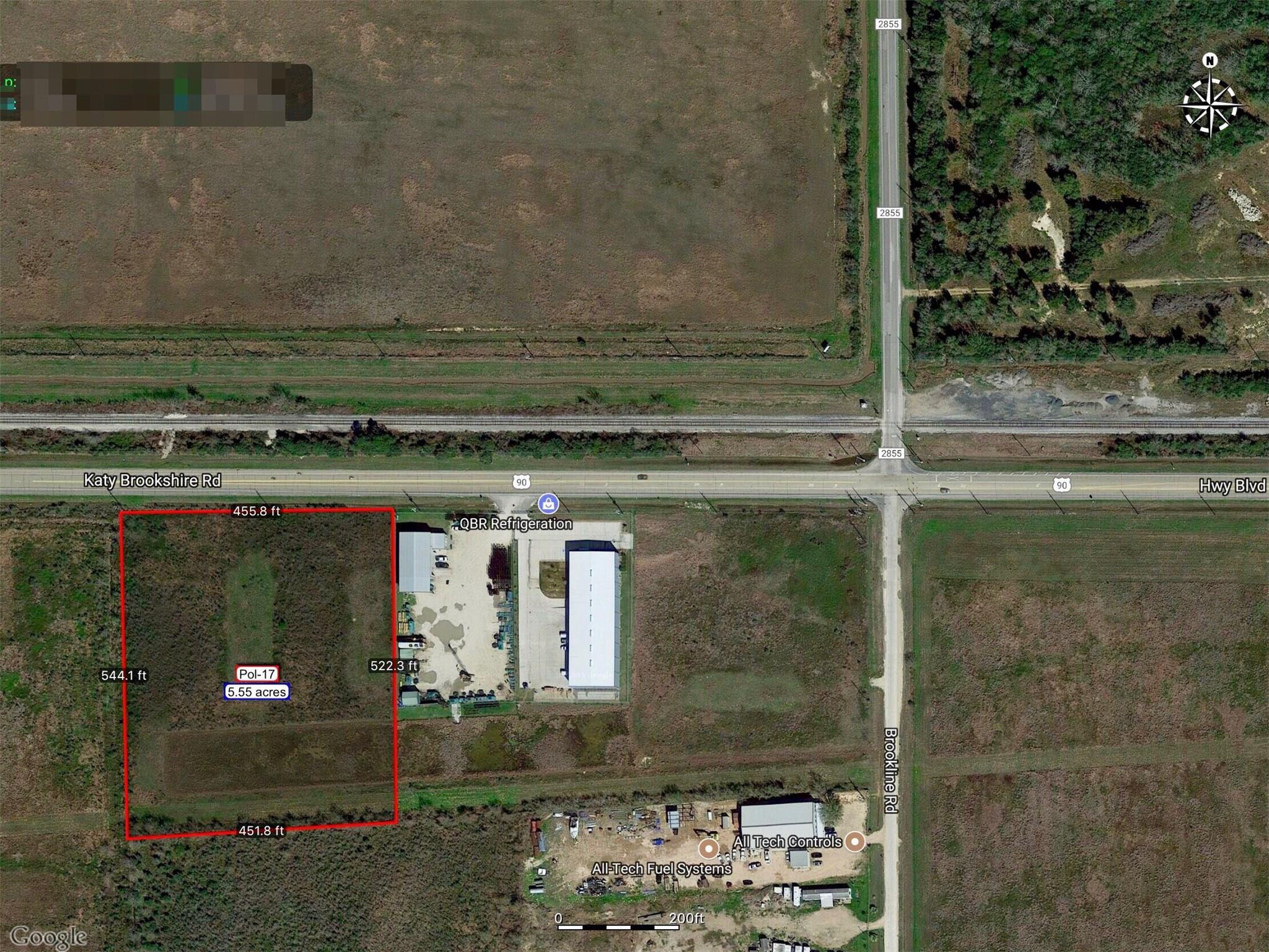 30121 Hwy 90 Property Photo - Katy, TX real estate listing