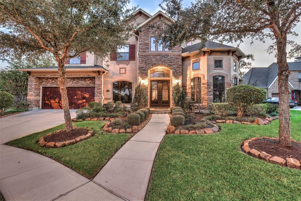 8010 Caitlyn Falls Lane Property Photo - Humble, TX real estate listing