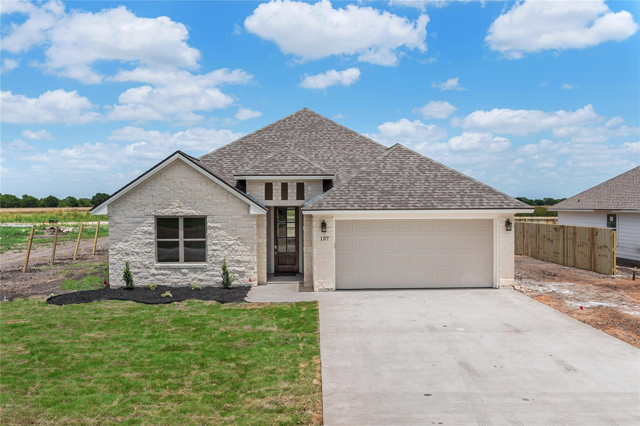137 Rustic Trace Property Photo - Snook, TX real estate listing