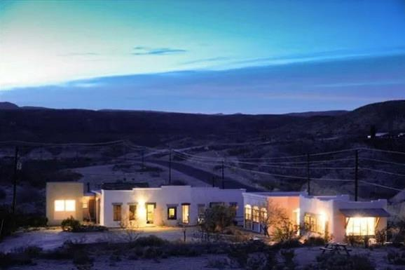 22724 N FM 170 Street Property Photo - Study Butte-Terlingua, TX real estate listing