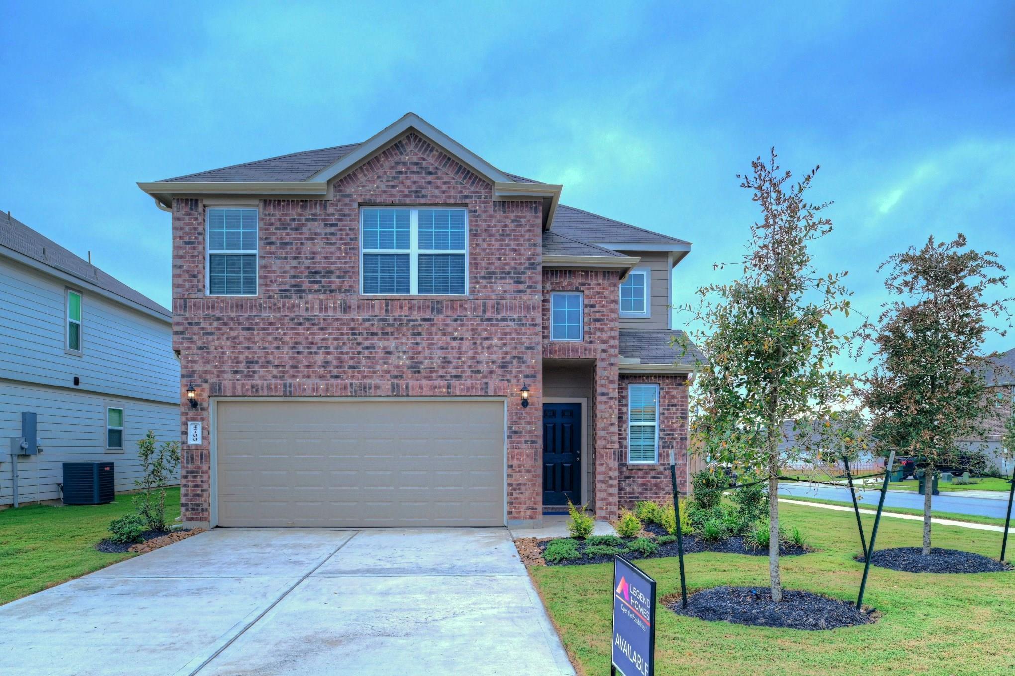 4700 Los Pines Way Property Photo - Bryan, TX real estate listing