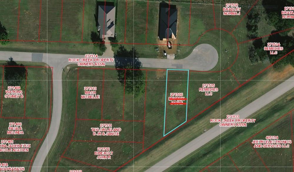 184 Bay Creek Lane Property Photo - Gordonville, TX real estate listing