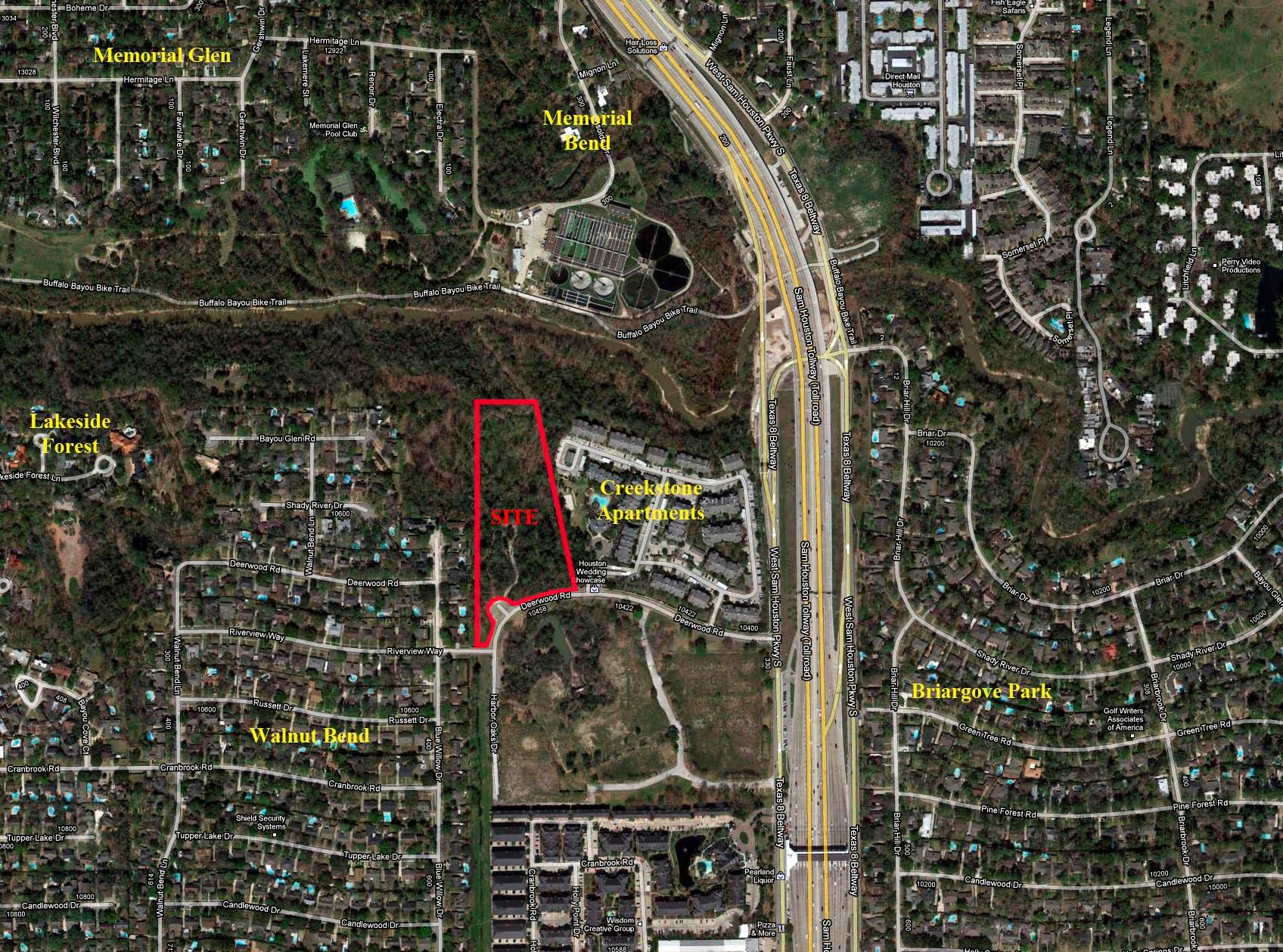 0 Deerwood Drive Property Photo - Houston, TX real estate listing