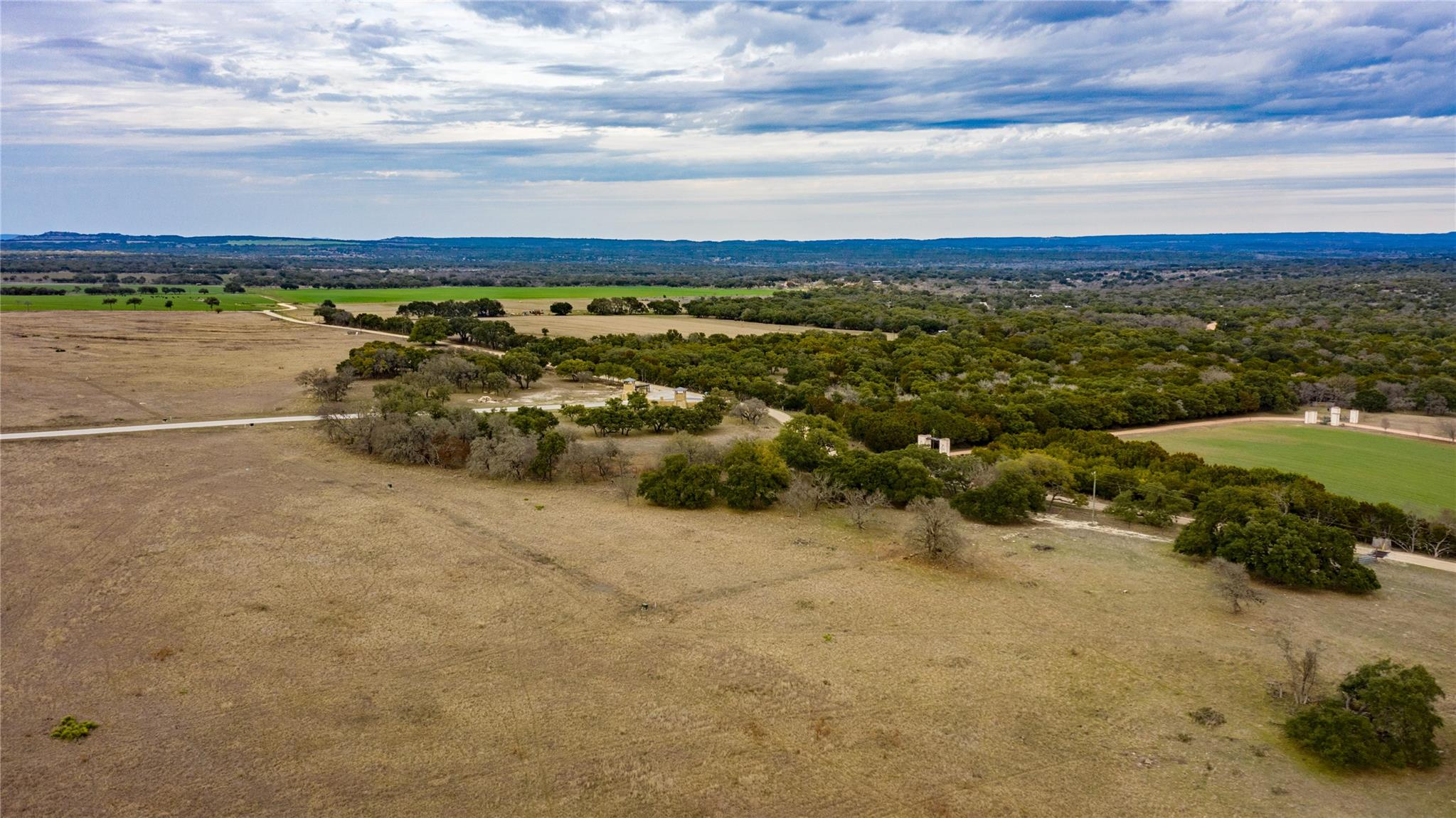 Lot 8 Thriving Oak Drive Property Photo - Fredericksburg, TX real estate listing