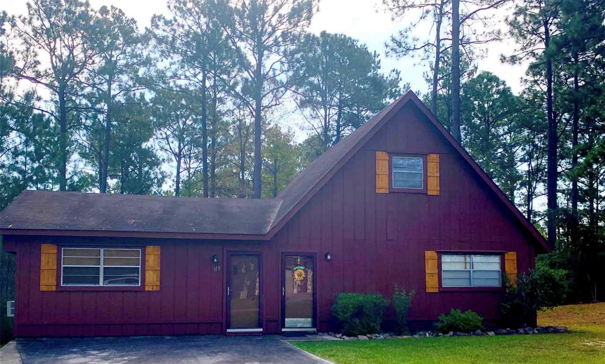 119 Sweet Gum Loop Property Photo - Brookeland, TX real estate listing