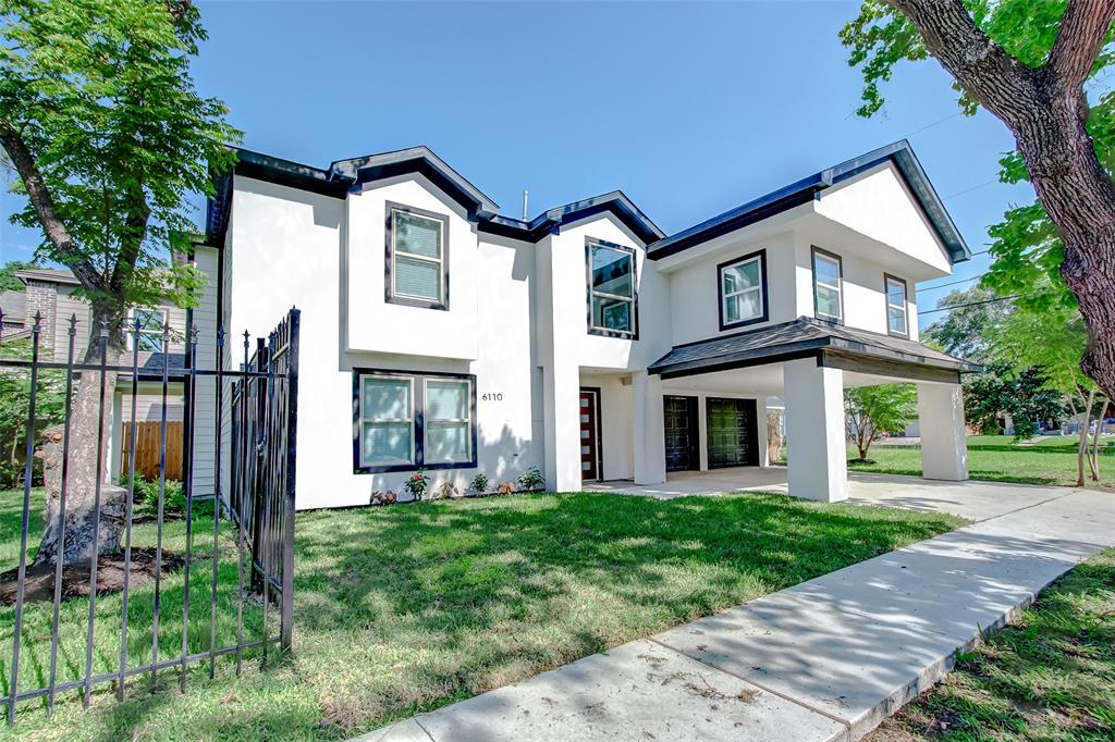 6110 Bowling Green Street Property Photo - Houston, TX real estate listing