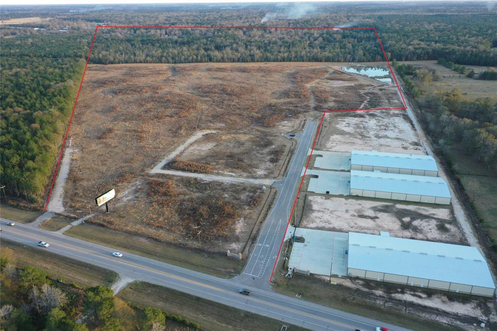 114 Acres Highway 105 E Property Photo - Cleveland, TX real estate listing