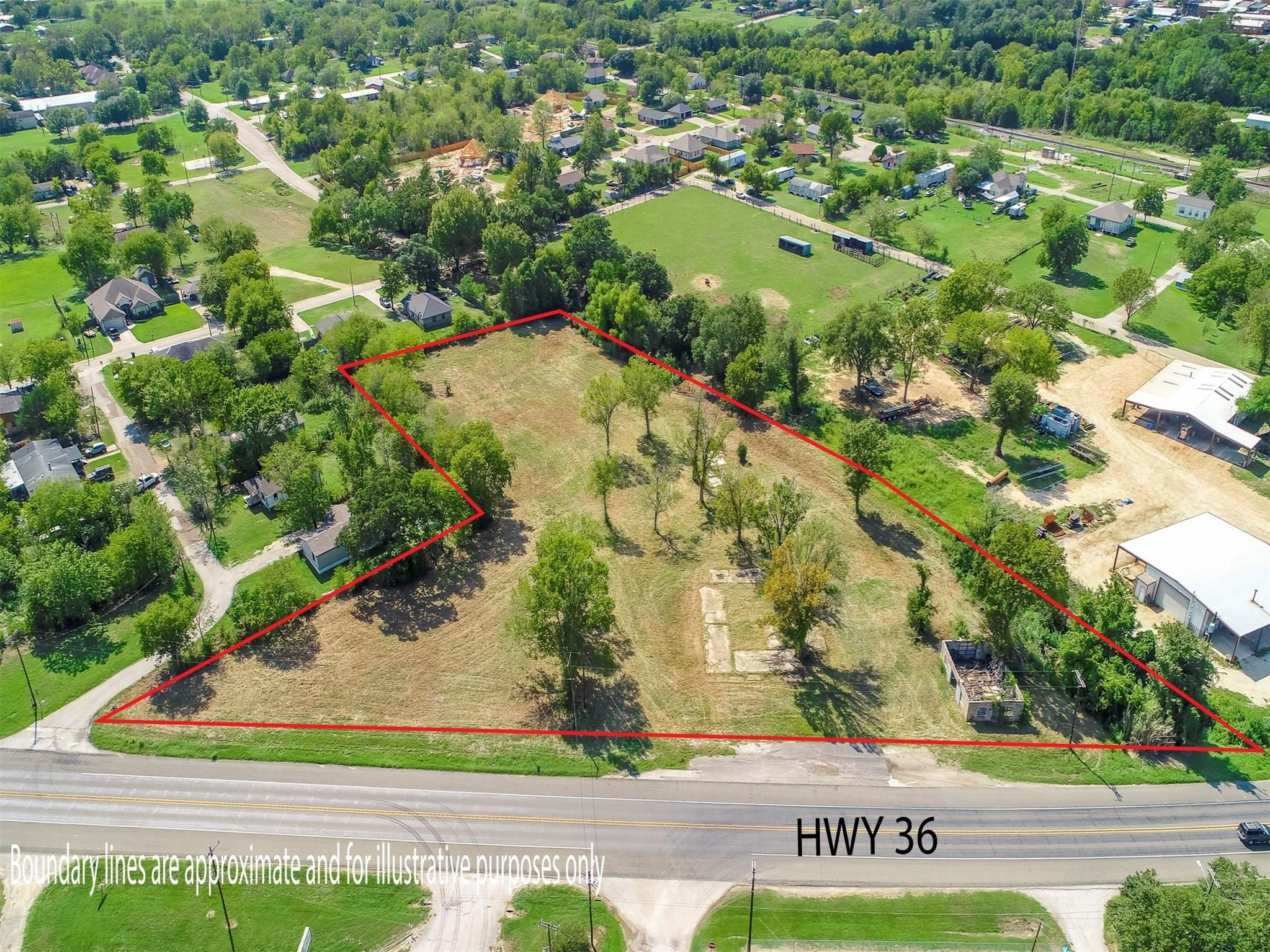 926 St Hwy 36 S Property Photo - Caldwell, TX real estate listing