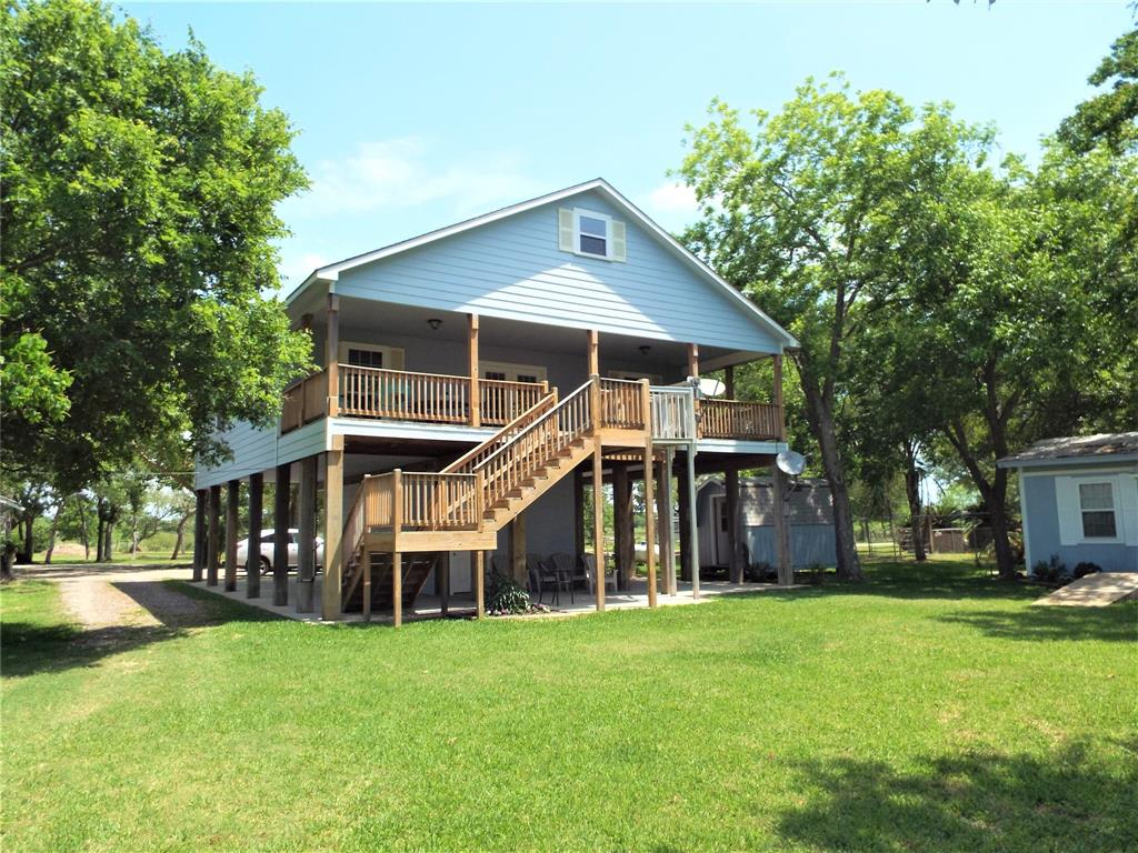 1164 County Road 206 Property Photo - Sargent, TX real estate listing