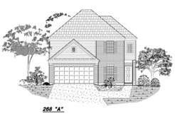 2245 Yellow Fern Path Property Photo - Sring, TX real estate listing