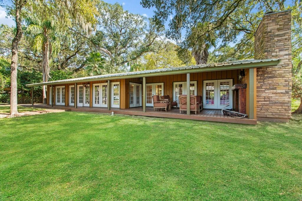 67 & 68 County Road 297 Property Photo - Sargent, TX real estate listing