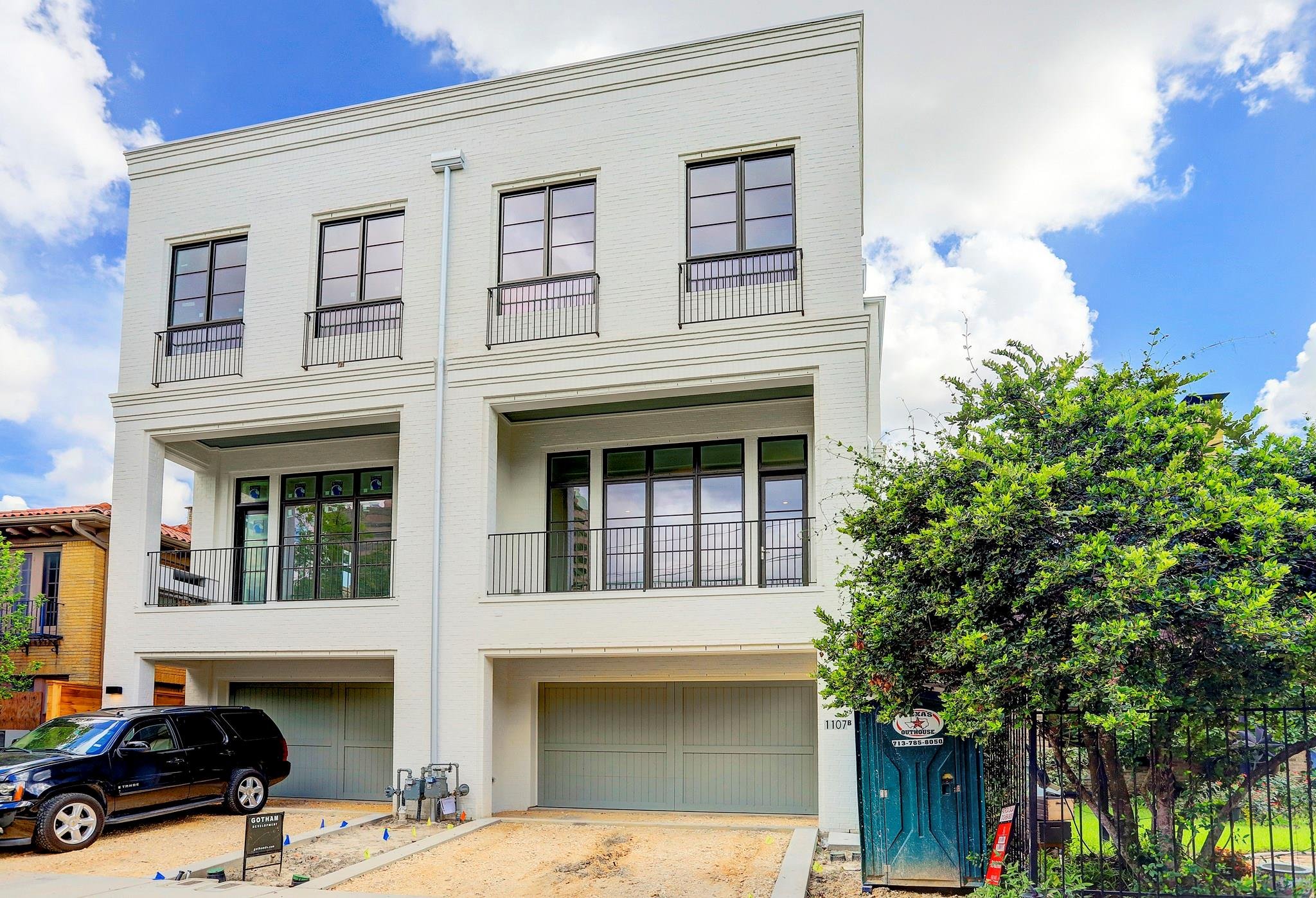 1107 Berthea Street #B Property Photo - Houston, TX real estate listing