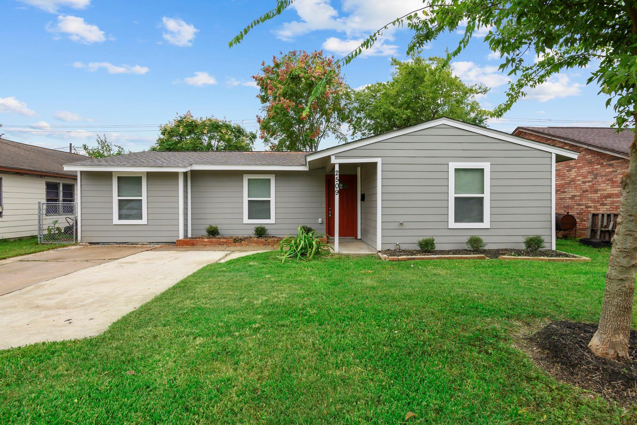 2509 7th Street Property Photo - Galena Park, TX real estate listing