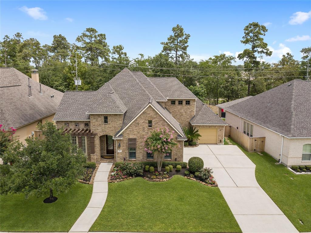 2510 Hendricks Lakes Drive Property Photo - Spring, TX real estate listing