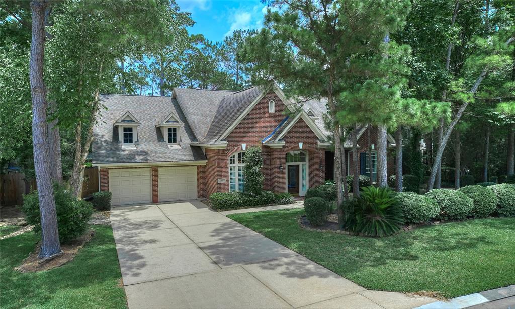 99 E Slatestone Circle Property Photo - The Woodlands, TX real estate listing