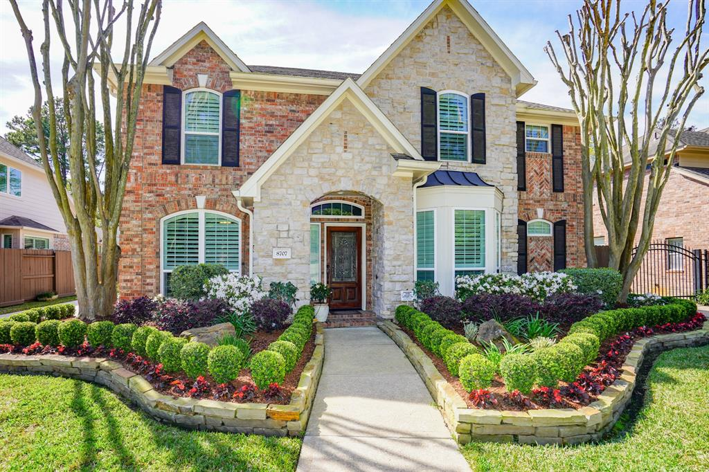 8707 Golden Chord Circle, Houston, TX 77040 - Houston, TX real estate listing