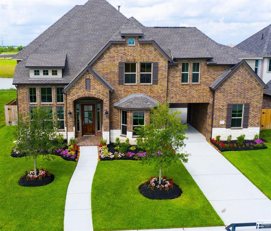 1716 Waterlilly River Lane, League City, TX 77573 - League City, TX real estate listing