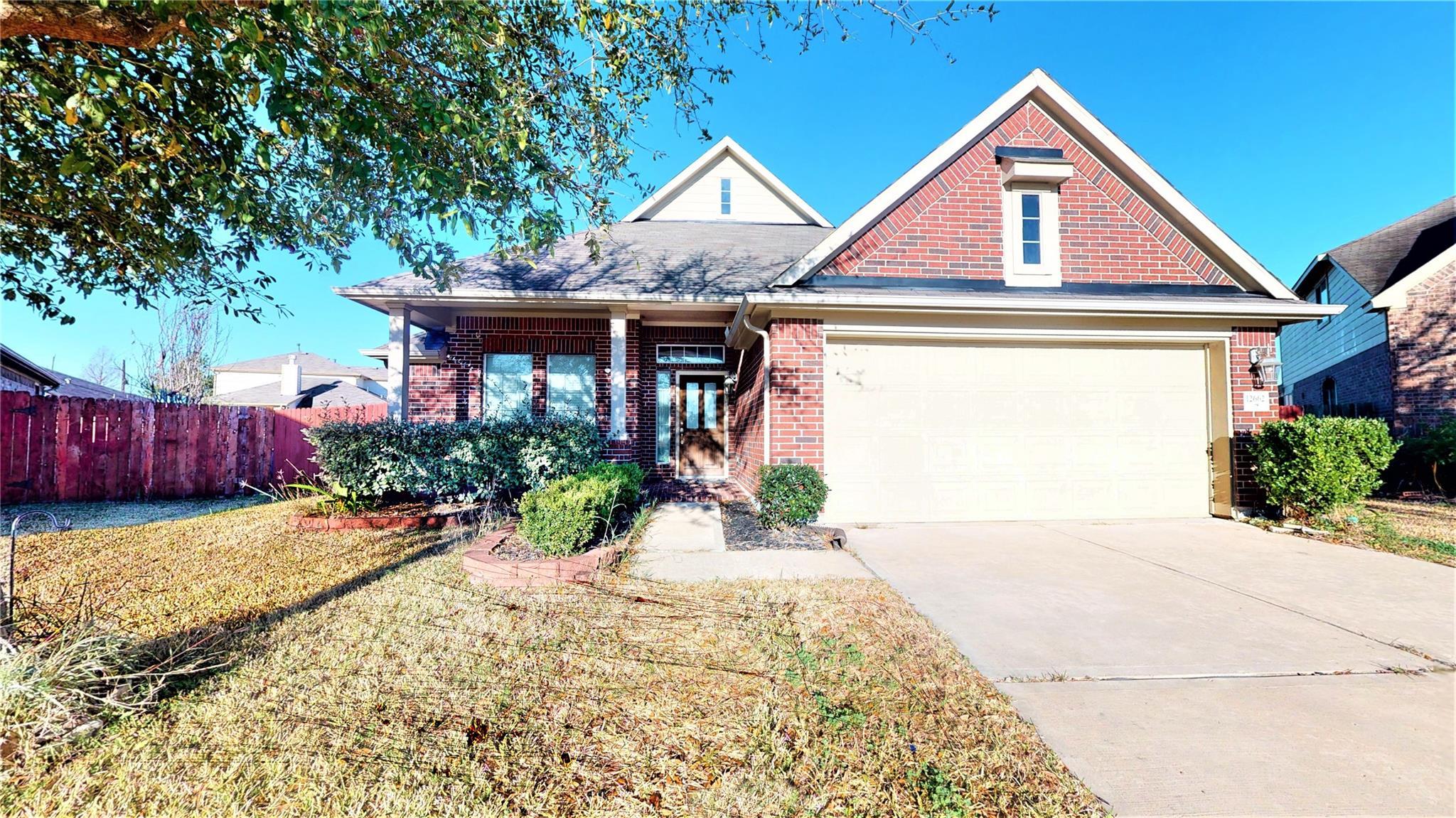 12662 Caldwell Canyon Lane Property Photo - Houston, TX real estate listing