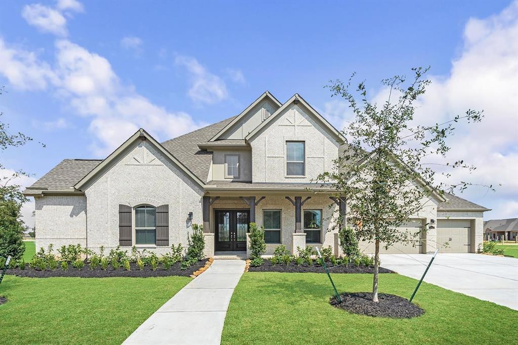 1811 Saxon Bend Trail, Richmond, TX 77469 - Richmond, TX real estate listing