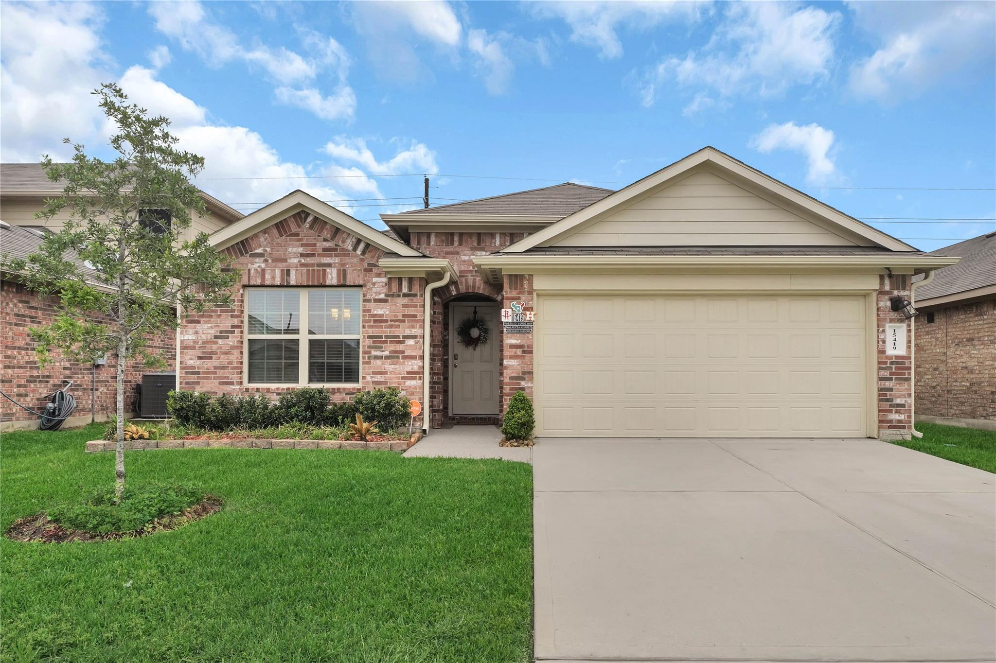 15419 Pueblito Verde Way Property Photo - Channelview, TX real estate listing