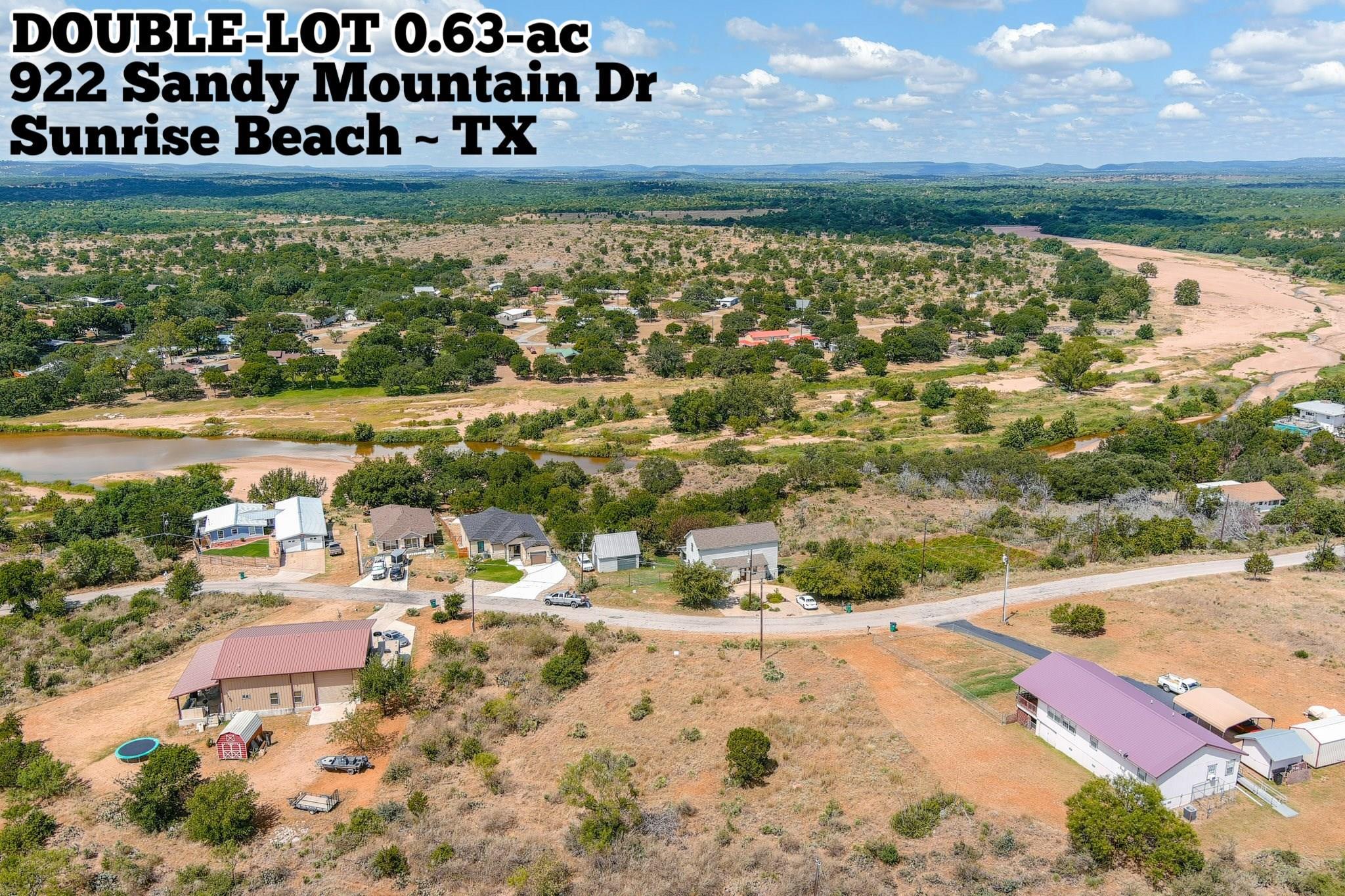 922 Sandy Mountain Drive Property Photo - Sunrise Beach Village, TX real estate listing