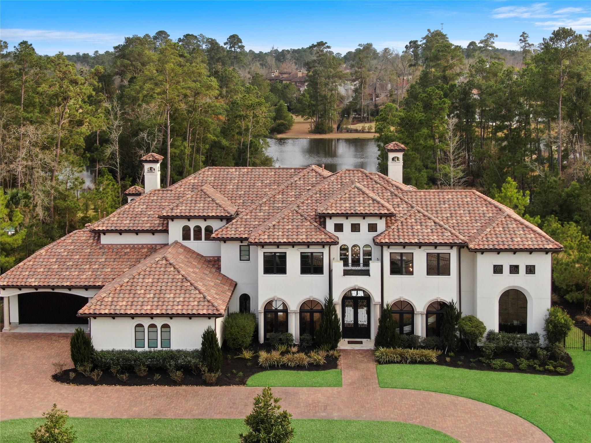 66 Mediterra Way Property Photo - Spring, TX real estate listing