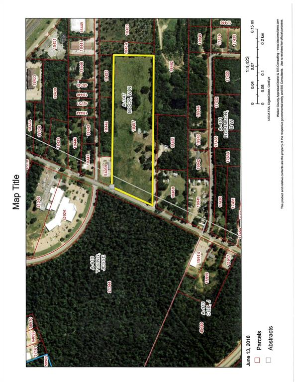 18080 Interstate 45 N Property Photo - Willis, TX real estate listing