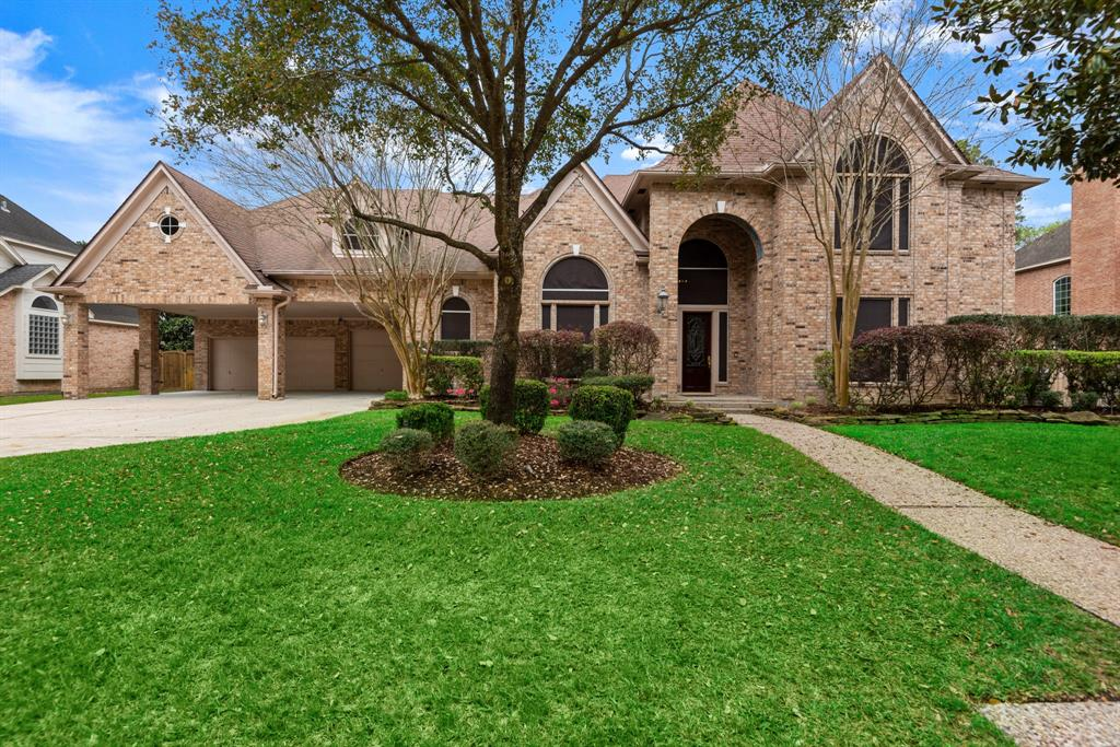 6115 Soaring Pine Court Property Photo - Houston, TX real estate listing