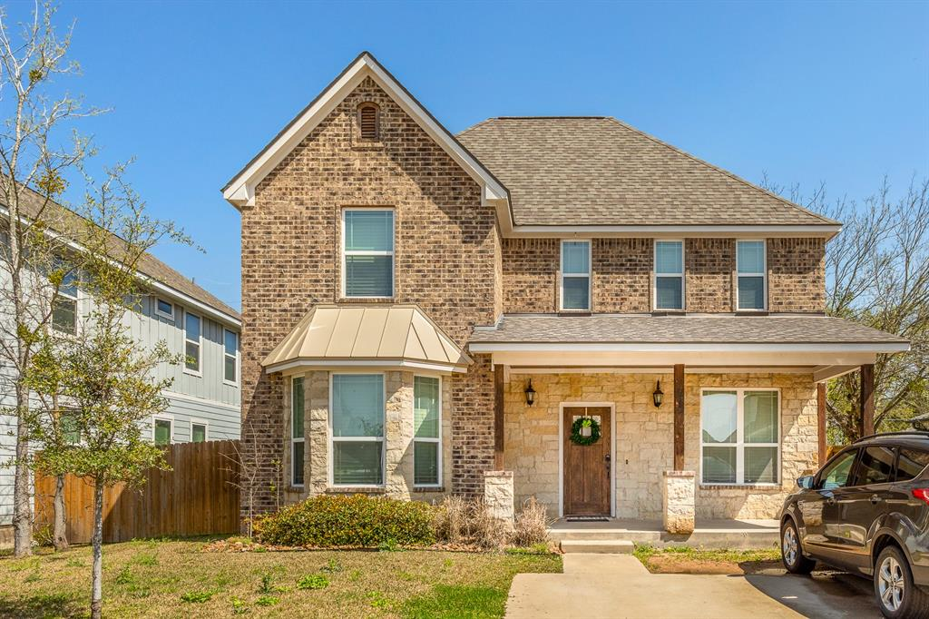 809 Fairview Avenue Property Photo - College Station, TX real estate listing