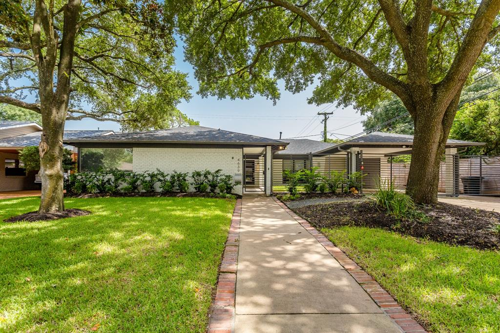 4639 Banning Drive Property Photo - Houston, TX real estate listing