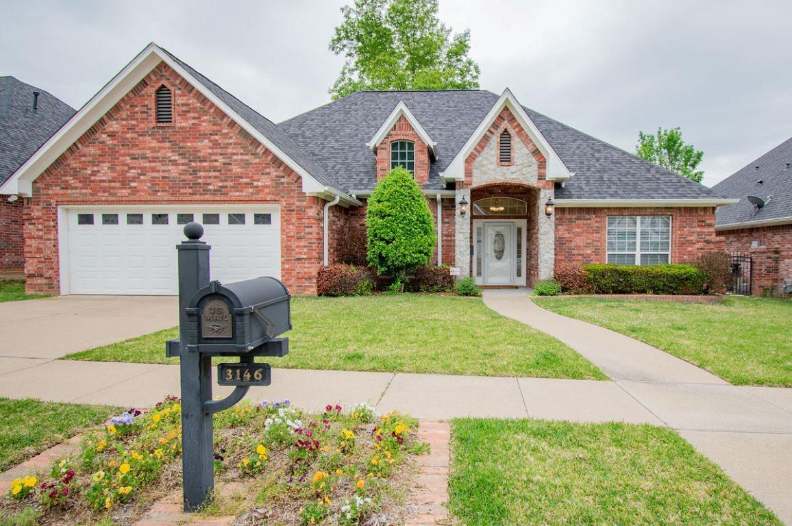 3146 Granbury Court Property Photo - Tyler, TX real estate listing