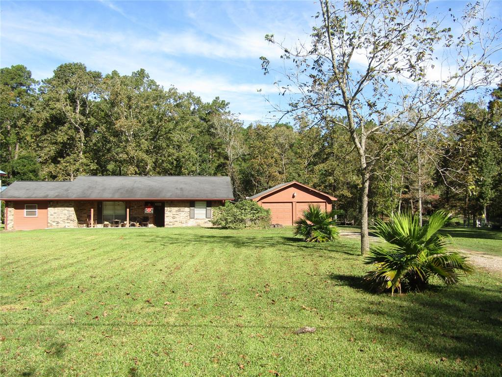 583 County Road Property Photo - Goodrich, TX real estate listing