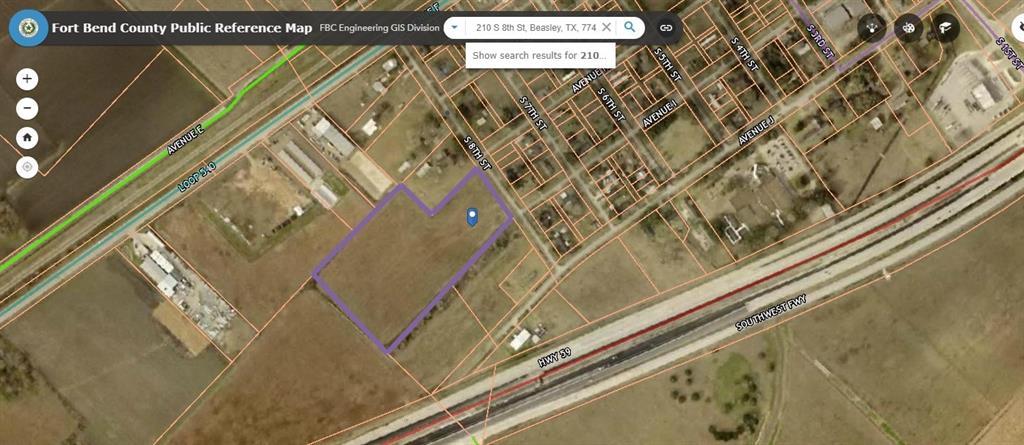 216 S 8th Street, Beasley, TX 77417 - Beasley, TX real estate listing