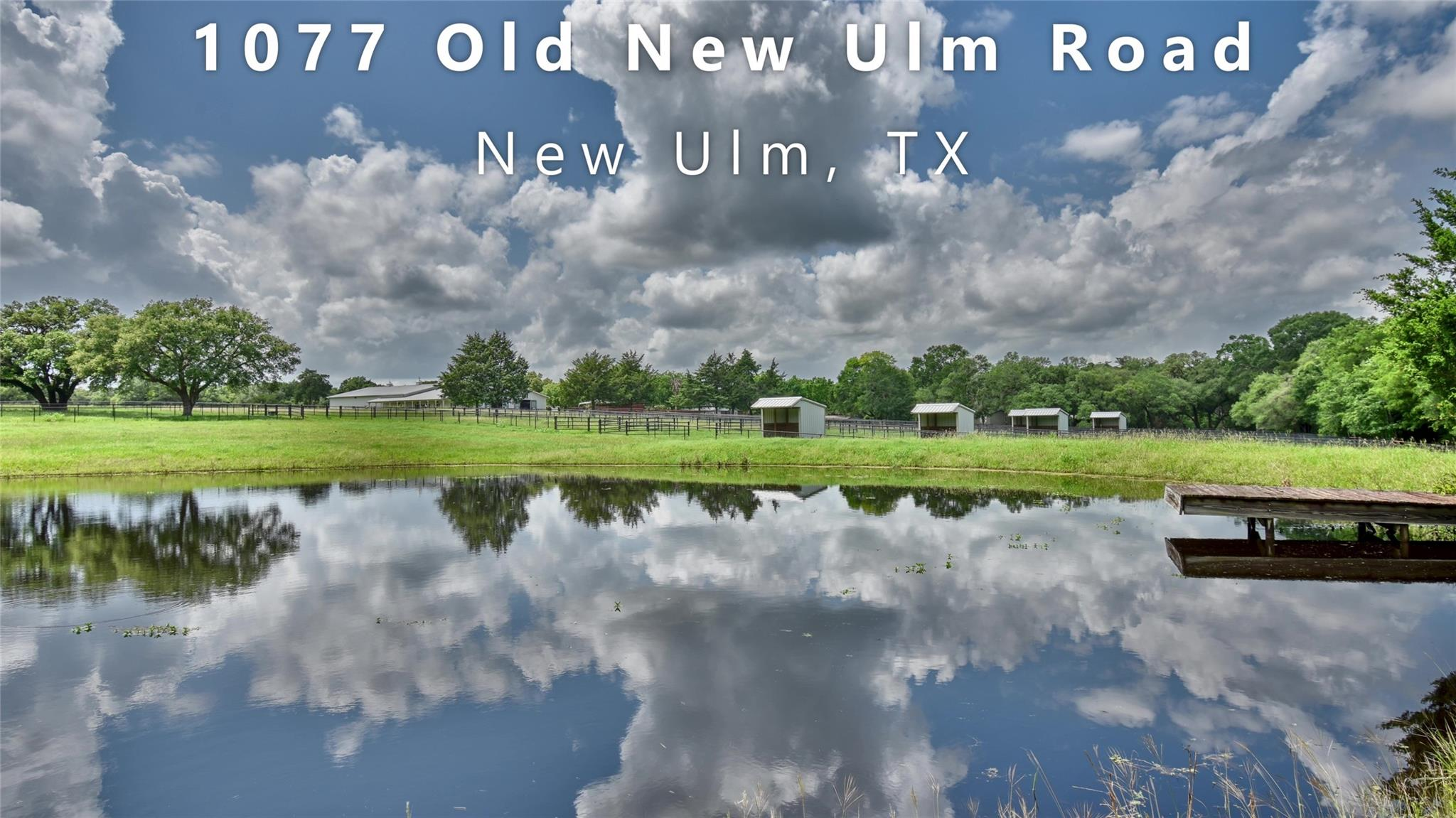 1077 Old New Ulm Road Property Photo