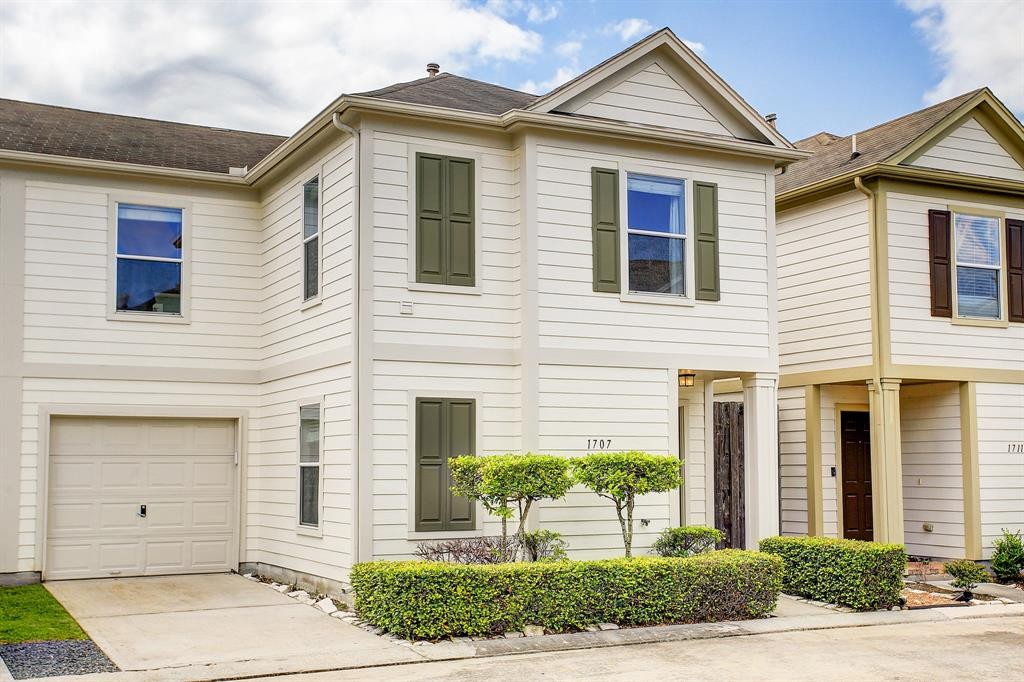 1707 Redwing Cove Drive Property Photo - Houston, TX real estate listing