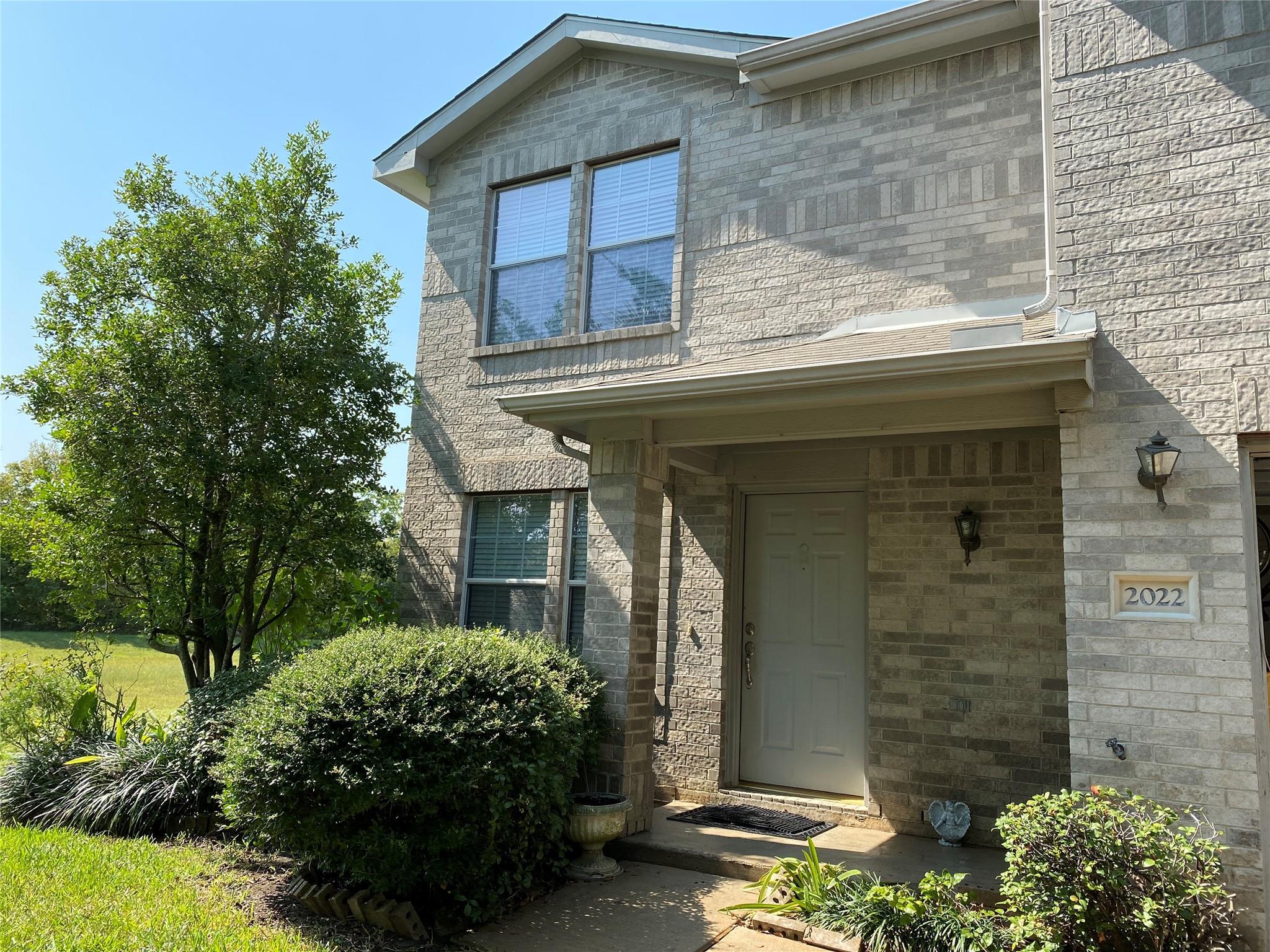 2022 GLEN PARK Drive Property Photo - Missouri City, TX real estate listing