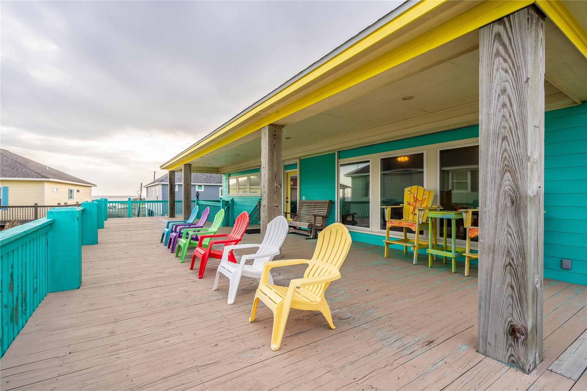 845 Beaumont Drive Property Photo - Crystal Beach, TX real estate listing