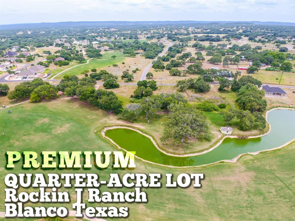 Lot 590 John Price Property Photo - Blanco, TX real estate listing