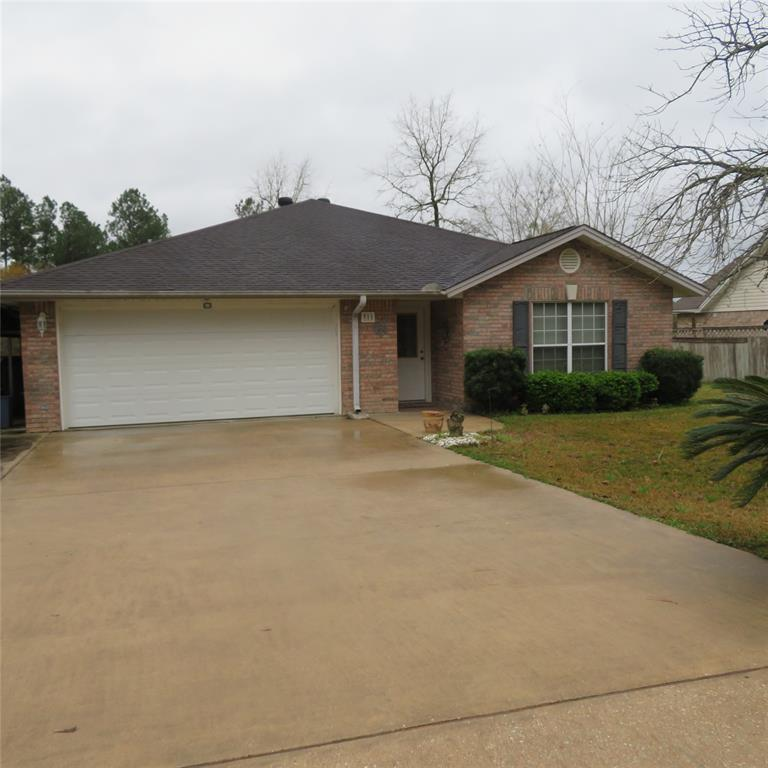 311 PEPPERTREE Lane Property Photo - Village Mills, TX real estate listing