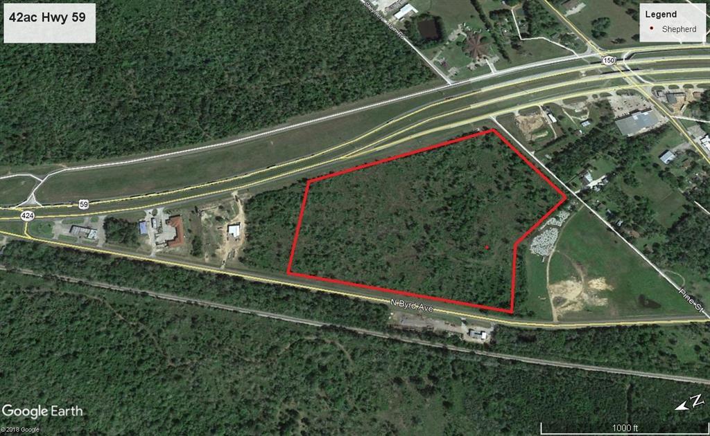 42ac Hwy 59 N Property Photo - Shepherd, TX real estate listing