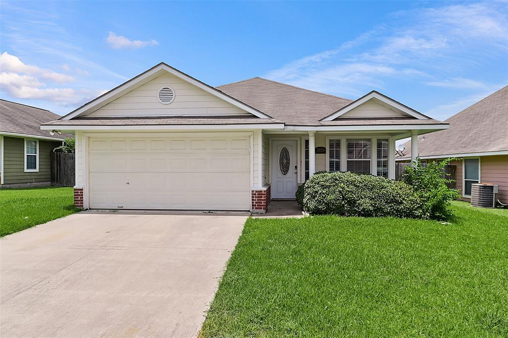 3929 Tranquil Path Drive Property Photo - College Station, TX real estate listing