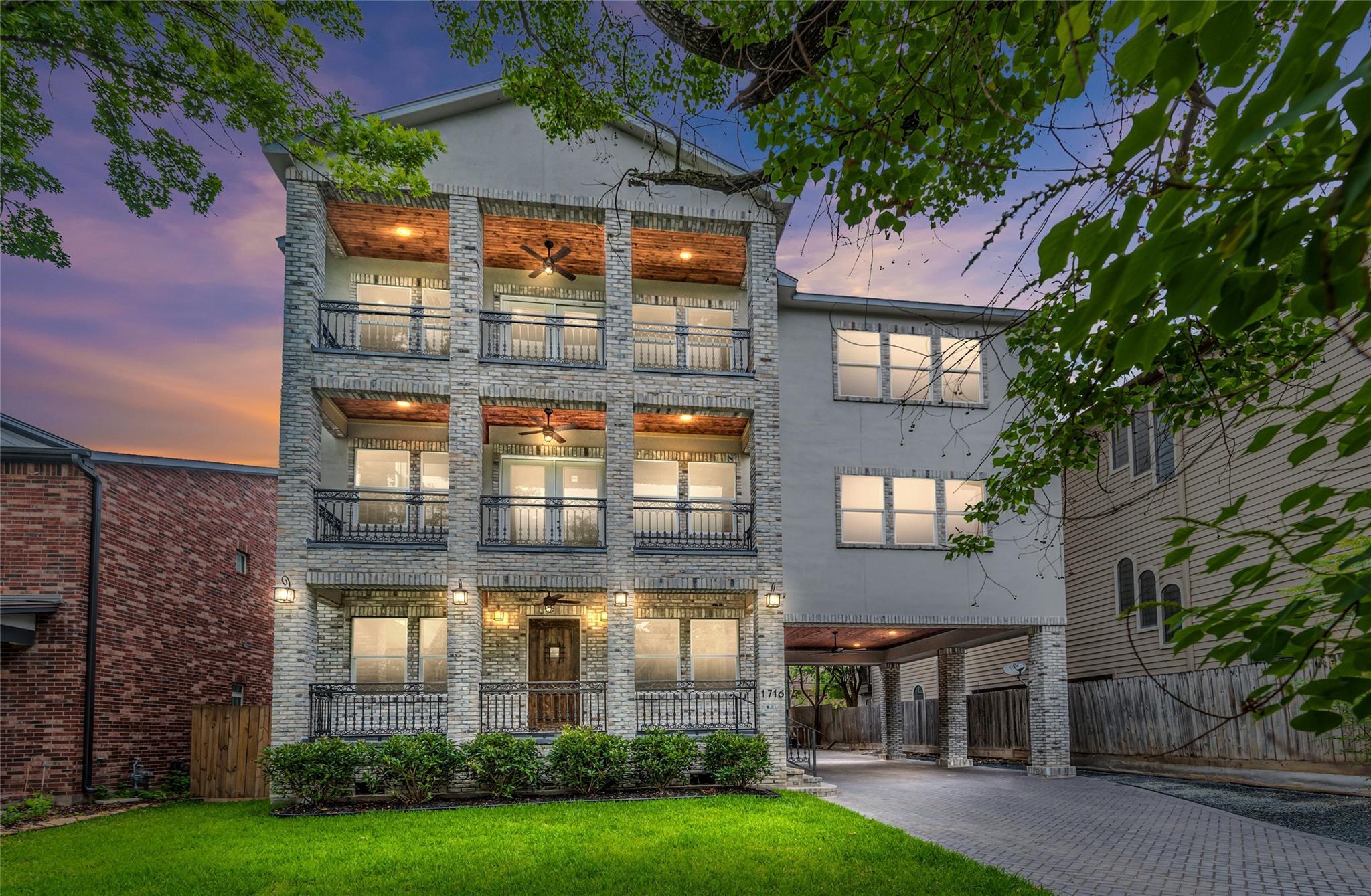 1716 Colquitt Street Property Photo
