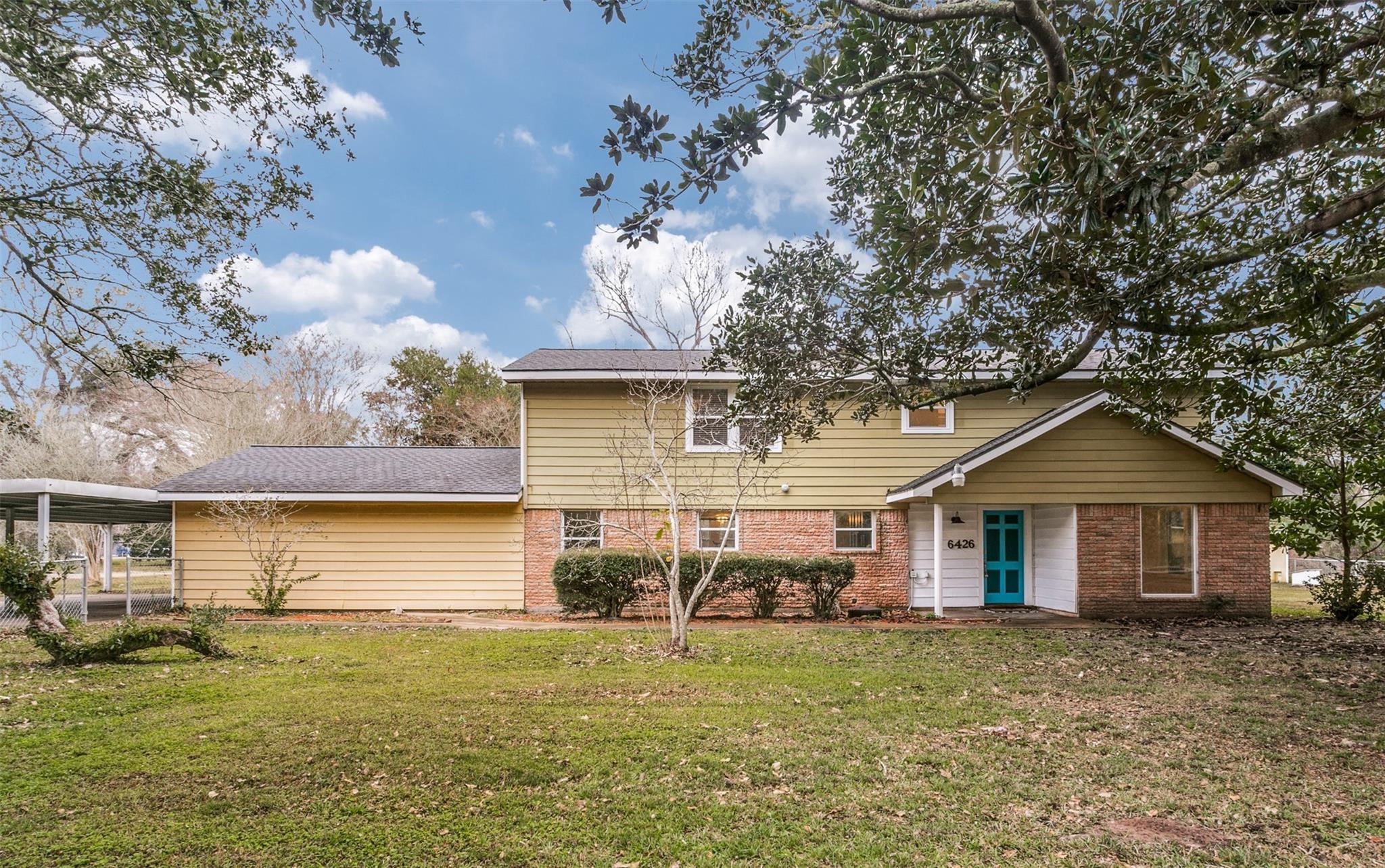 6426 Bryan Road Property Photo - Jones Creek, TX real estate listing