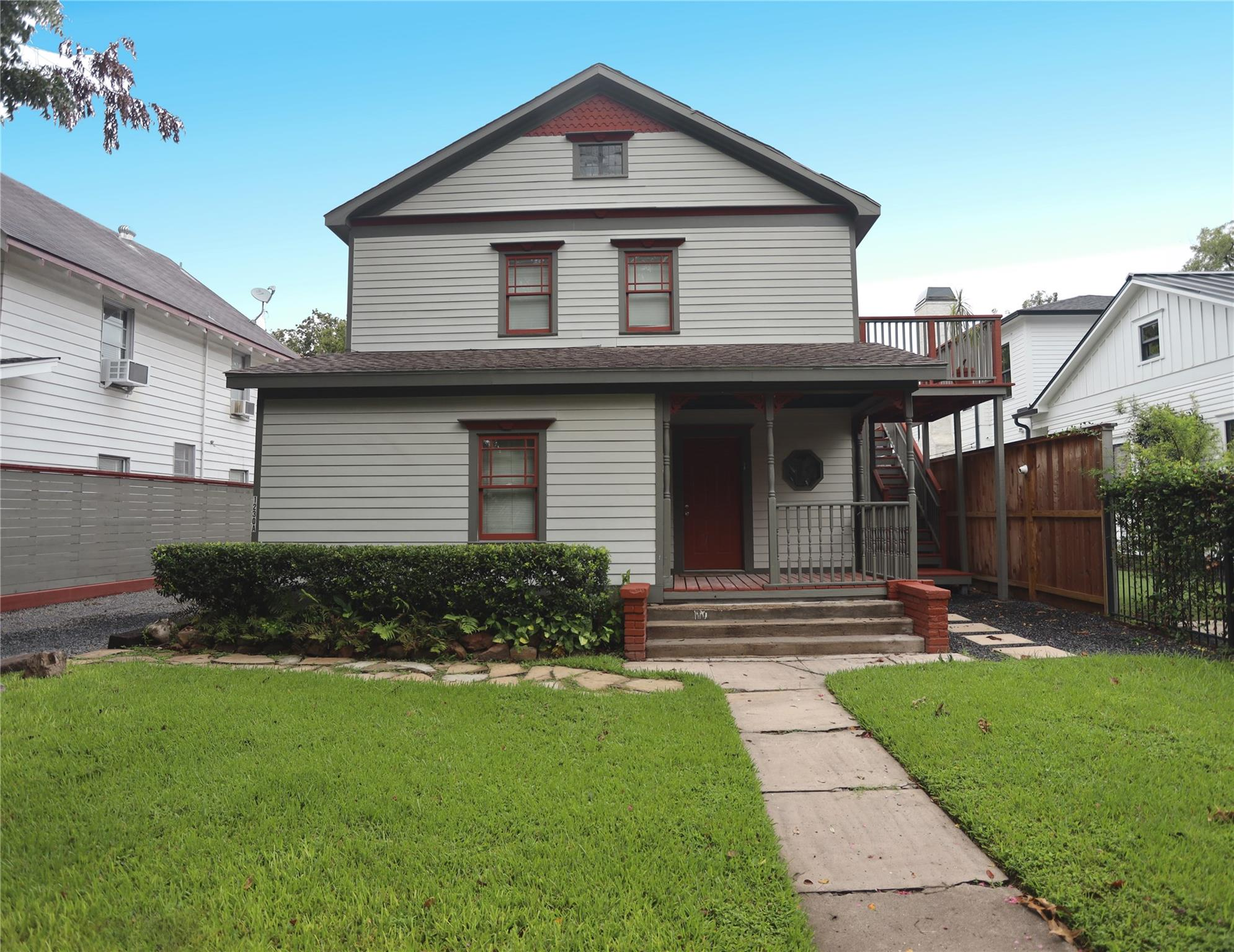 1230 Cortlandt Street Property Photo - Houston, TX real estate listing