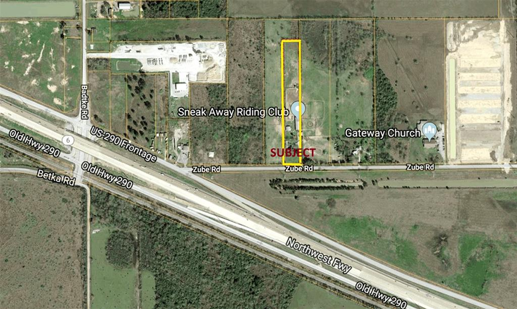 25530 Zube Road, Hockley, TX 77447 - Hockley, TX real estate listing